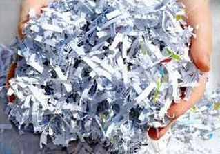 Why should you use Achieve Enterprise Services to shred your documents?